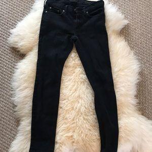 PAC sun black skinny jeans